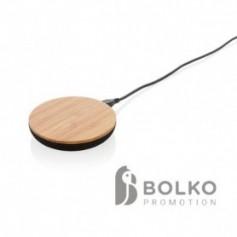 Bamboo X 5W-os vezeték nélküli töltő