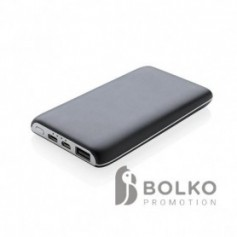 4000 mAh powerbank tapadókoronggal