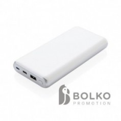 Ultragyors 20 000 mAh powerbank PD-vel