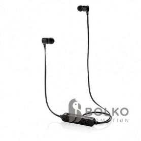 Vezeték nélküli fülhallgató átvilágított logóval