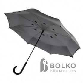 """Kifordítható 23""""-os félautomata esernyő"""