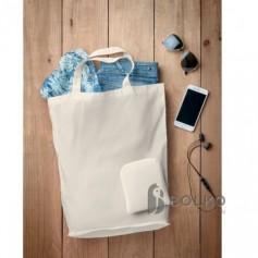 Összehajtható környezetbarát bevásárlótáska