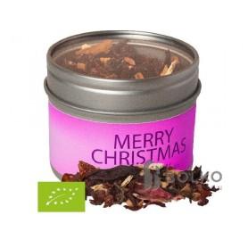 Organikus karácsonyi fekete tea