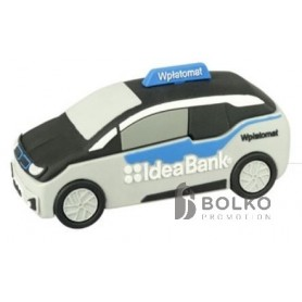 Autó formájú powerbank