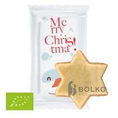 Karácsonyi fahéjas csillag