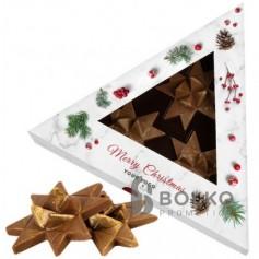 Csokoládé csillagok