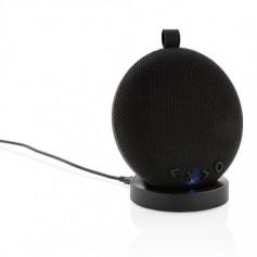 Vezeték nélküli töltő és hangszóró USB állvánnyal