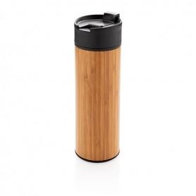 Bogota vákuum bambusz kávésbögre