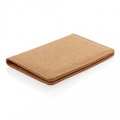 Eco parafa RFID-biztos útlevéltartó