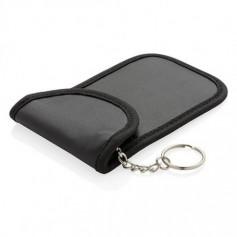 Autólopás elleni RFID kocsikulcs tartó tok