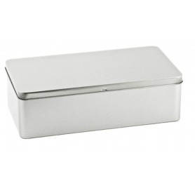 Szögletes formájú fém doboz