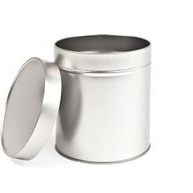 Henger alakú fém doboz