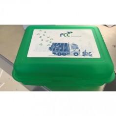 Műanyag ételtároló doboz