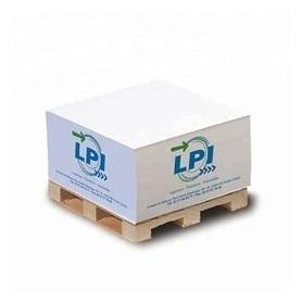 Raklapos jegyzettömb újrahasznosított papírból