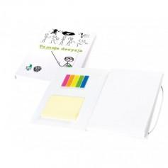Gumipánttal zárható jegyzetfüzet