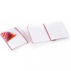Jegyzettömb füzet formában