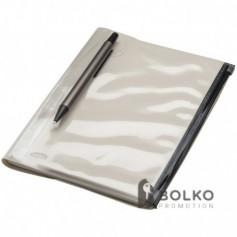 PVC borítós notesz tollal