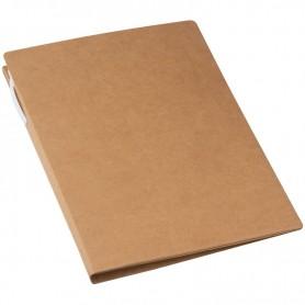 Natúr karton mappa