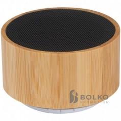 Bluetooth bambusz hangszóró