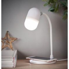 Vezeték nélküli töltős asztali lámpa
