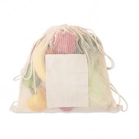 Környezetbarát húzózsinóros táska