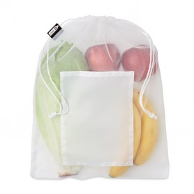 Hálós RPET táska