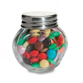 Csokoládé üvegben