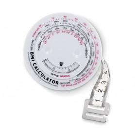 BMI kalkulátor és mérőszalag