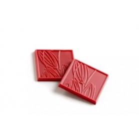 Epres kocka csokoládé