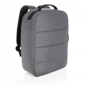 """Impact AWARE™ RPET lopásbiztos 15.6""""-es laptop hátizsák"""