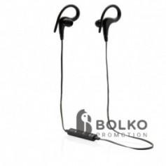 Vezeték nélküli fülhallgató edzéshez, fekete