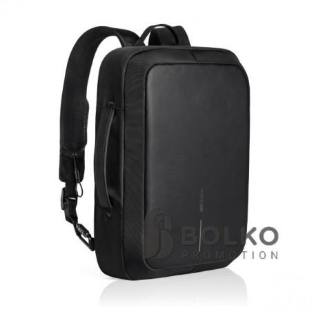 Bobby Bizz lopásgátló hátizsák és aktatáska, fekete