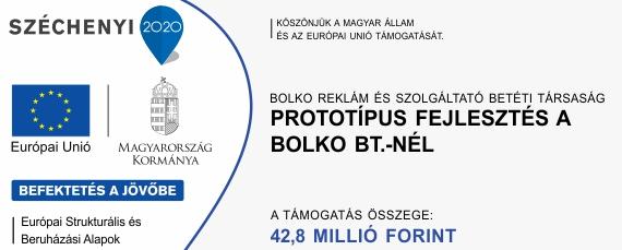 Bolko Bt. európai uniós támogatás