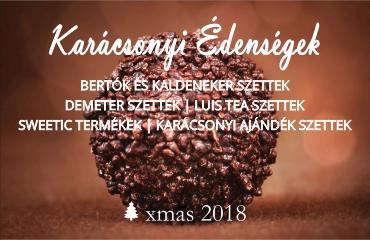 Karácsonyi Édenségek