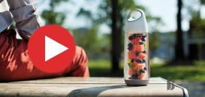 Gyümölcstartós palack